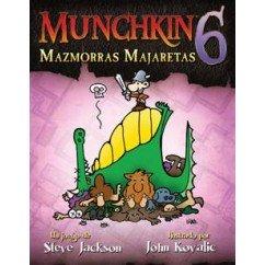 MUNCHKIN 6: MAZMORRAS MAJARETAS (EXPANSIÓN)