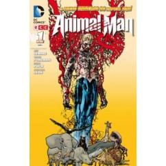 ANIMAL MAN Nº 1