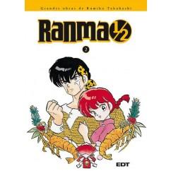 RANMA ½ Nº 2