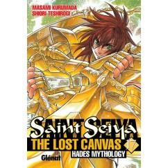 SAINT SEIYA THE LOST CANVAS Nº 17