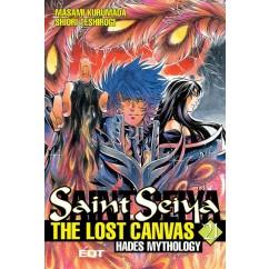SAINT SEIYA THE LOST CANVAS Nº 21