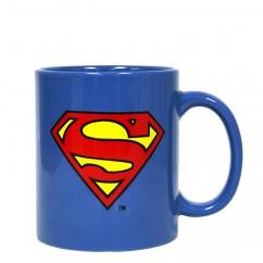 TAZA LOGO CLASICO SUPERMAN
