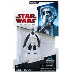 THE LEGACY COLLECTION BIKER SCOUT