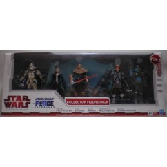 THE LEGACY COLLECTION COLLECTOR FIGURE PACK STAR WARS THE FORCE ULEASHED 1