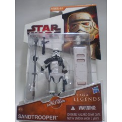 THE LEGACY COLLECTION SANDTROOPER