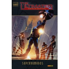 THE ULTIMATES Nº 1: SUPERHUMANOS (MARVEL DELUXE)