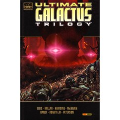 ULTIMATE GALACTUS TRILOGY (MARVEL DELUXE)