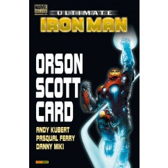 ULTIMATE IRON MAN. ORSON SCOTT CARD (MARVEL DELUXE)