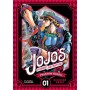 JOJO'S BIZARRE ADVENTURE PARTE 1: PHANTOM BLOOD Nº 1